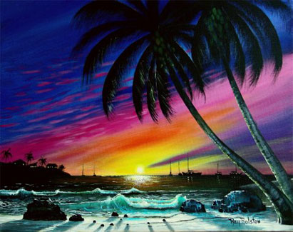 Sunset Prints By Ray Rolston