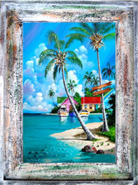 Framed Prints by Ray Rolston