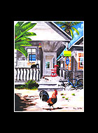 Key West Morning Print