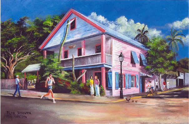 Artist Ray Rolston